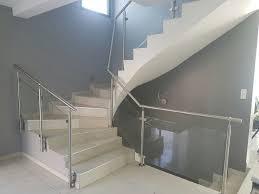 escalier garde corps verre garde corps escalier et garde corps interieur