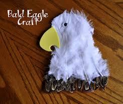 bald eagle day u0026 craft i heart crafty things