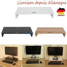 support ecran pc pour bureau support moniteur écran pc tv lcd support pour pc écran ergonomique