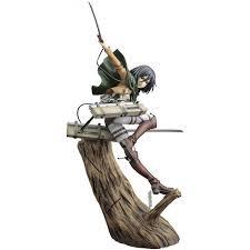 Mikasa by Attack On Titan Artfx J Mikasa Ackerman