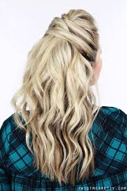 wanded hairstyles how to soft waves using a curling wand twist me pretty