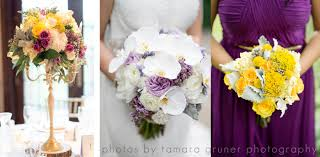 wedding flowers lavender lavender and yellow wedding flowers makray memorial