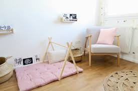 chambre bébé montessori room tour la chambre bébé de ma douce plume mumpascap