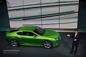 bentley continental 24 the cars world debut for 2015 bentley continental gt at the geneva motor
