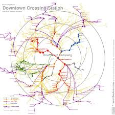 Map Green Line Boston by Mbta U003e About The Mbta