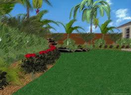 garden tropical garden designs