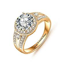 galaxy wedding rings jewels galaxy luxuria trendy 2016 rings gold plated aaa cubic