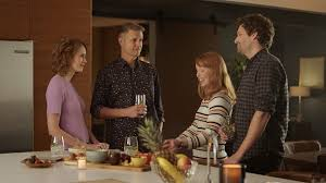 cox contour commercial actress vire sling tv users are slingers but definitely not swingers in ads