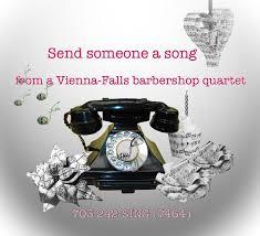 cheap singing telegrams singing telegrams vienna falls chorus
