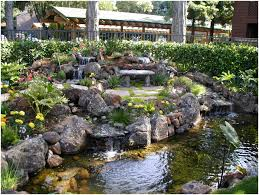 backyards awesome backyard water feature designs outdoor water