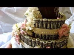 money cake designs money cake for s 90th birthday