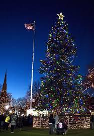milford ct tree lighting 2017 waterbury s christmas tree lighting will be at library park