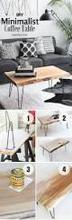 Side Table Decor Ideas by Best 25 Diy Coffee Table Ideas On Pinterest Coffee Table Plans