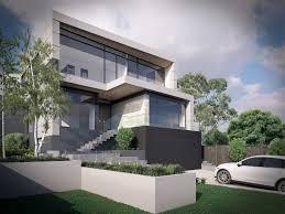 uncategorized ultra minimal glass house modern design