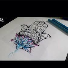 die besten 25 hamsa tattoo ideen auf pinterest hand der fatima