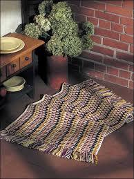 Area Rug Patterns Crochet Crochet Rug Patterns Sunny Area Rug