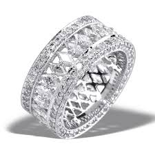 anniversary wedding band best 25 anniversary rings ideas on stacking