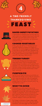 what to eat this thanksgiving if you tmd craniofacial