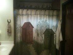 Bathroom Outhouse Decor Outhouse Bathroom Decor By Linda Spivey House Pinterest