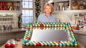 ask martha how to make an ornament mirror martha stewart
