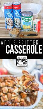 cooking light breakfast casserole apple fritter breakfast casserole easy family recipes