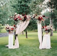 best 25 rustic wedding arches ideas on wedding arches