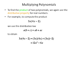1 fundamentals of algebra real numbers polynomials ppt download