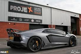 Lamborghini Aventador Grey - lamborghini aventador stüttgart gallery mht wheels inc
