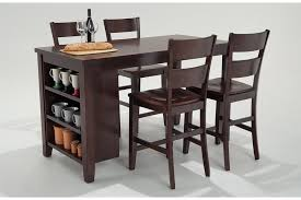 bobs furniture kitchen table set island 5 set bob s discount furniture