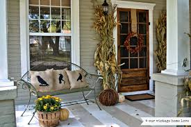 vintage home interior pictures our vintage home love fall porch ideas