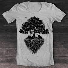 Tree Shirt Black Tree T Shirt By Pilife On Deviantart