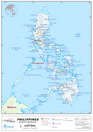 Phl Airport Map 2 2 Philippines Aviation Logistics Capacity Assessment Wiki