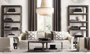 get a first look at restoration hardware u0027s new home products glamour
