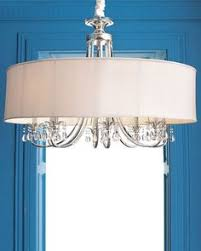 Quatrefoil Ceiling Light John Richard Collection Quatrefoil 9 Light Shaded Chandelier