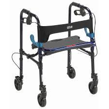 avec siege marchette avec siège et verrouillages en boucles marchettes aide