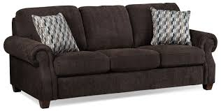 barbara sofa espresso leon u0027s