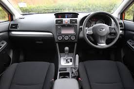 subaru crosstrek interior back 2012 subaru xv australian prices and specifications photos 1 of 4