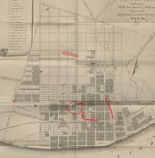 Map Of Cincinnati The Long Lost Prehistoric Mounds Of Downtown Cincinnati