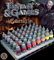 fantasy u0026 games paint collection box set fantasy and game