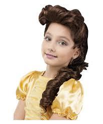 pretty princess mermaid girls wig costume accessory girls