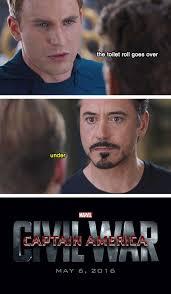 Meme Caps - the best of the captain america civil war meme