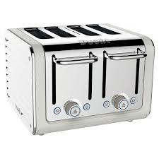 Cream 4 Slice Toaster Prezola Electricals Toasters