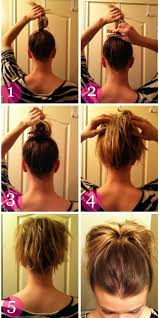 poof at the crown hairstyle bye bye beehive a hairstyle blog how to poof a ponytail