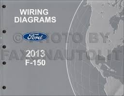 2013 ford f 150 wiring diagram manual original