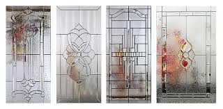 front door glass designs clopay adds new decorative glass options to entry door line