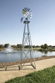 small yard windmills metal metal windmill 8ft creative stuff