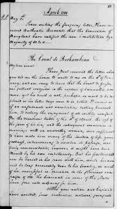 quotes from george washington about the constitution george washington letter to the marquis de lafayette april 28 1788
