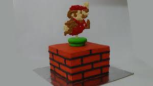 mario cake how to make mario cake