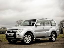 automotive database mitsubishi pajero