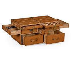 Coffee Tables Chest Storage Trunk Coffee Table Drawers Dans Design Magz Stunning